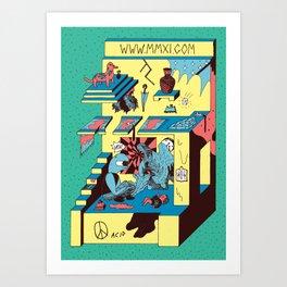 www.mmxi.com Art Print