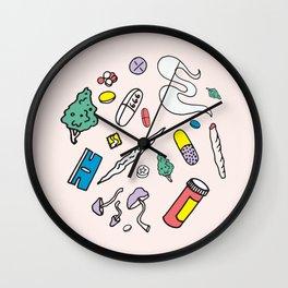 im clean Wall Clock