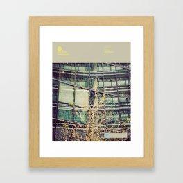 The Visual Mixtape 2010 | All Hour Cymbals | 21 / 25 Framed Art Print
