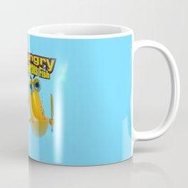 Hungry! The Dangerous Fish! Coffee Mug
