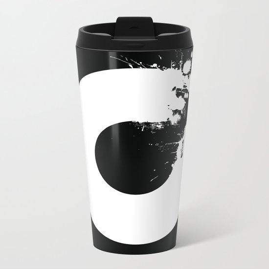 incomplete Metal Travel Mug