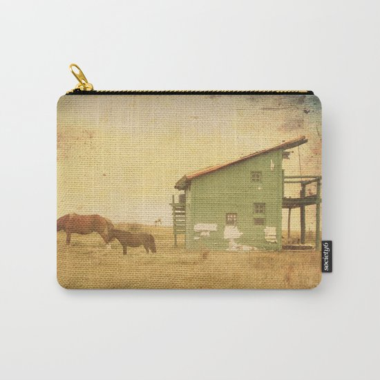 VINTAGE CABO POLONIO HOUSE Carry-All Pouch