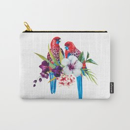 Exotic parrots Carry-All Pouch