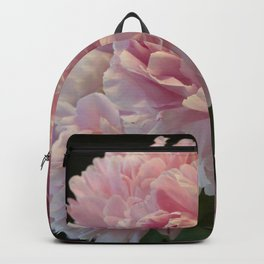 Pink Peony Passion Backpack
