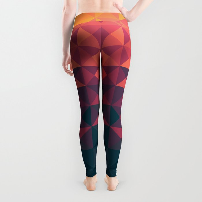 Infinity Twilight Leggings