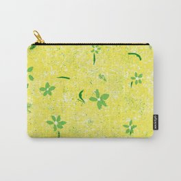 Spring Flowers Before April Showers Carry-All Pouch