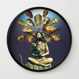 Fourth Jhana Wall Clock
