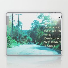 What Will Become of Us Laptop & iPad Skin
