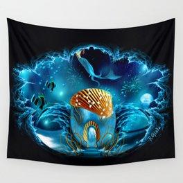 Aquarium Wall Tapestry