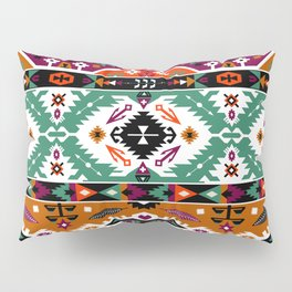Boho Navajo Geometric Var. 7 Pillow Sham