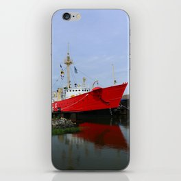 Lightship Overfalls iPhone Skin