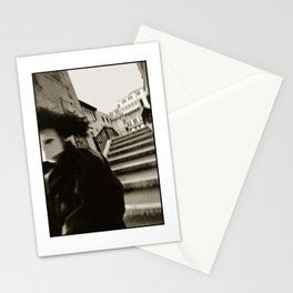 Ghost of Venice past Stationery Cards