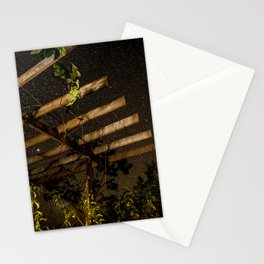 The Night Sky in Costa Rica Stationery Cards