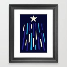 Shooting Star Framed Art Print