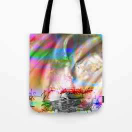 Foreplay Famine: The Musical Tote Bag