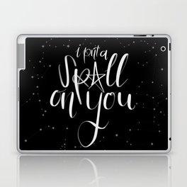 Spell Laptop & iPad Skin