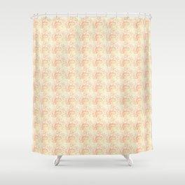 Aroma modern stylish art design Shower Curtain