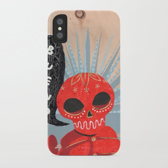 Don't You Miss Mexico? iPhone Case