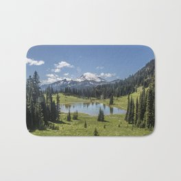 Mt. Rainer # 1 Bath Mat