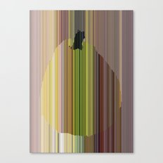 Pear Canvas Print