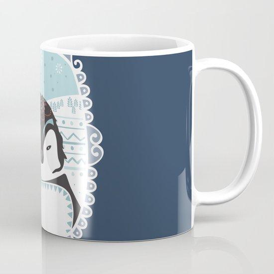 Messer Pinguino Mug