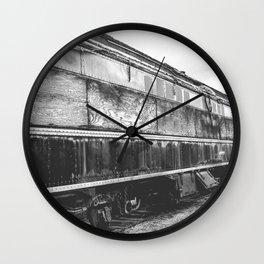 Going Nowhere Wall Clock