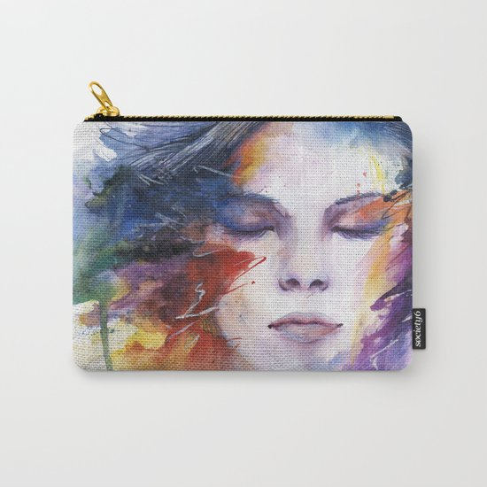 Vivid Dreaming Carry-All Pouch
