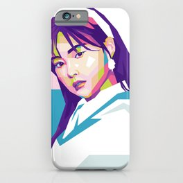 IZ*ONE KANG HYEWON iPhone Case