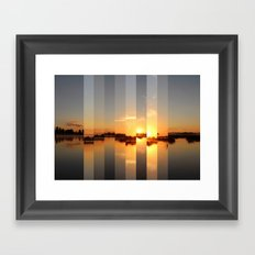 New Day Framed Art Print