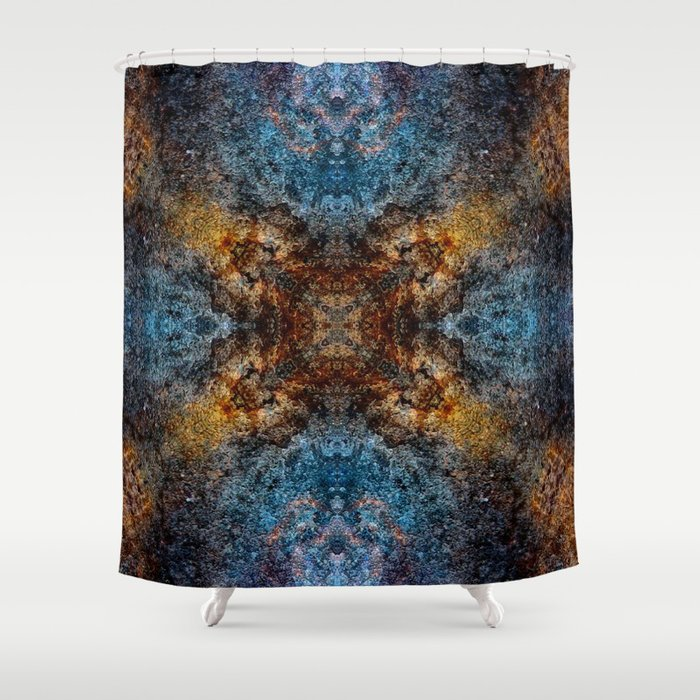Earth Spirit Shower Curtain