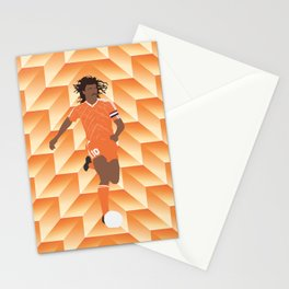 Ruud Gullit Holland '88 Jersey Stationery Cards