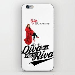 The Riva Diva iPhone Skin