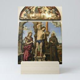 Filippino Lippi - Pala di Francesco Lomellini Mini Art Print