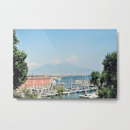 Bay of Naples I Metal Print
