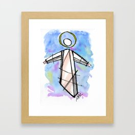 The Last Shall be First Framed Art Print
