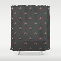 easter Shower Curtains featuring Easter by gasponce