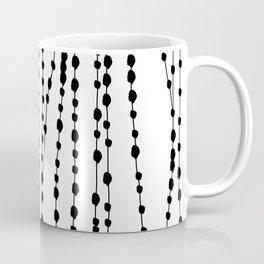 beaded ropes. Coffee Mug