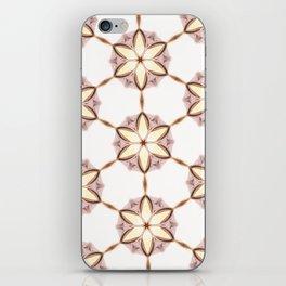 Castro kaleidoscope brilliant pattern version calm iPhone Skin