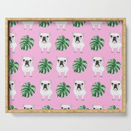 Pretty in Pink - Summer Frenchies Serving Tray