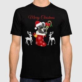 Baby Koala Christmas Cheer T-shirt