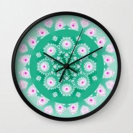Fractal Series: 4k Wall Clock
