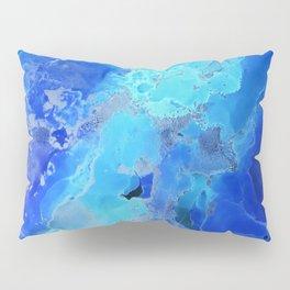 Deep blue heaven Pillow Sham