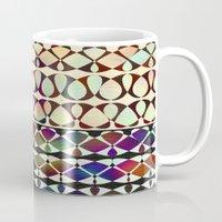 geo Mugs featuring GEO by Klara Acel