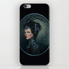 Ave Nocturna iPhone & iPod Skin