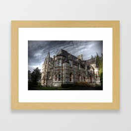 The Palace Framed Art Print
