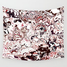 fiery marble 003 Wall Tapestry