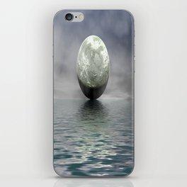 Under A Full Moon II iPhone Skin
