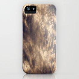 Dreamy Clouds iPhone Case