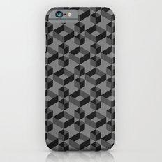 Black box iPhone 6s Slim Case