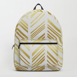 Art with gold XVIII Backpack